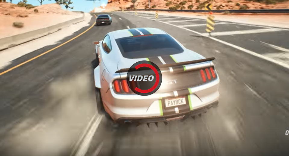 Need For Speed Payback Trailer Is Action Packed