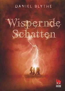 """""""Wispernde Schatten"""" von Daniel Blythe"""