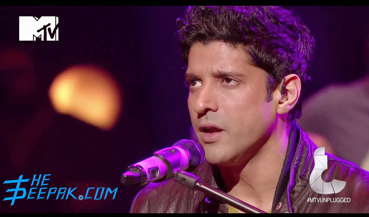 Mtv Unplugged - Farhan Live - Rock On, Senorita, Dil Chahta Hai, Tum Ho Toh, Pichle Saat Dino Mein - YouTube Video Session 3