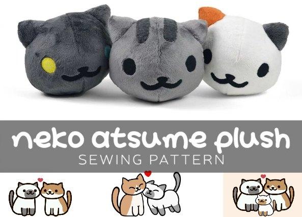 como hacer el gato Neko Atsume