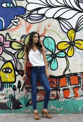 botines con jeans