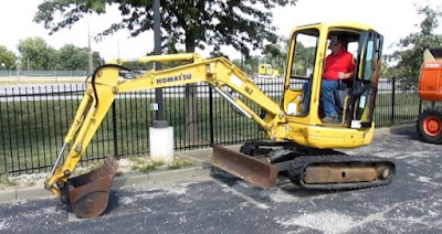 Point Of Buying a Used Mini Excavator