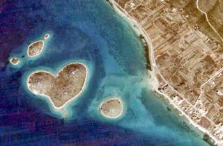 Galesnjak szigete, Horvátországban