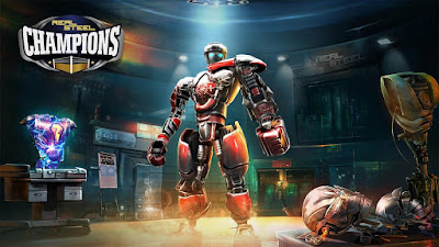 Real Steel Boxing Champions Mod (unlimited everything) Apk + OBB Download
