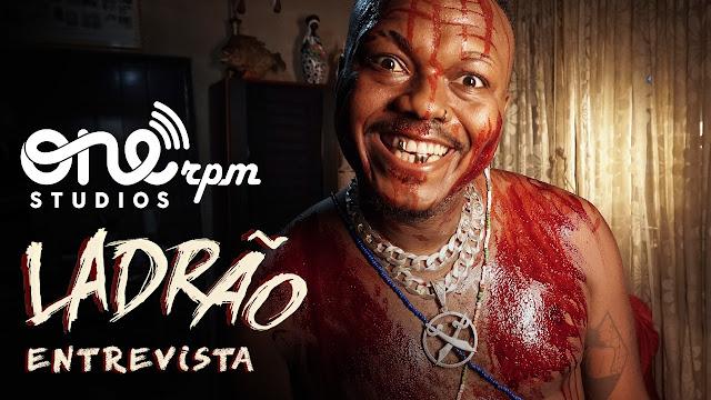 """Assista o making of/entrevista sobre o álbum """"Ladrão"""""""