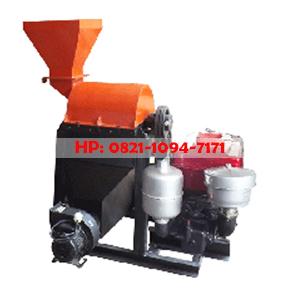 Mesin penepung bahan pelet - hummer mill