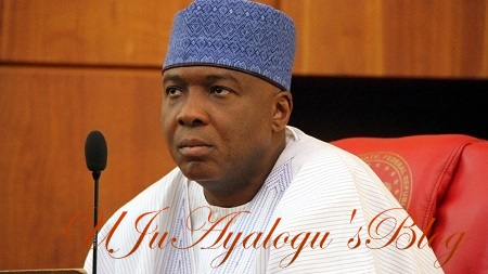 Saraki speaks on nPDP meeting with Osinbajo