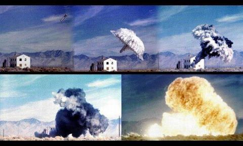 Resultado de imagem para Arma termobárica