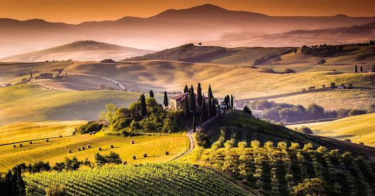 Tuscany Italy | Exotic Places In The World