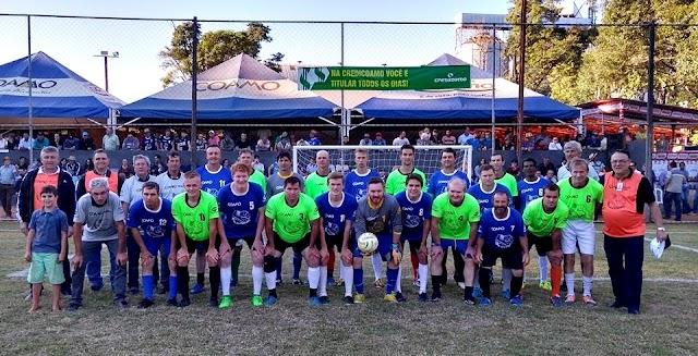 Maior etapa da Copa Coamo com grande participação na regional