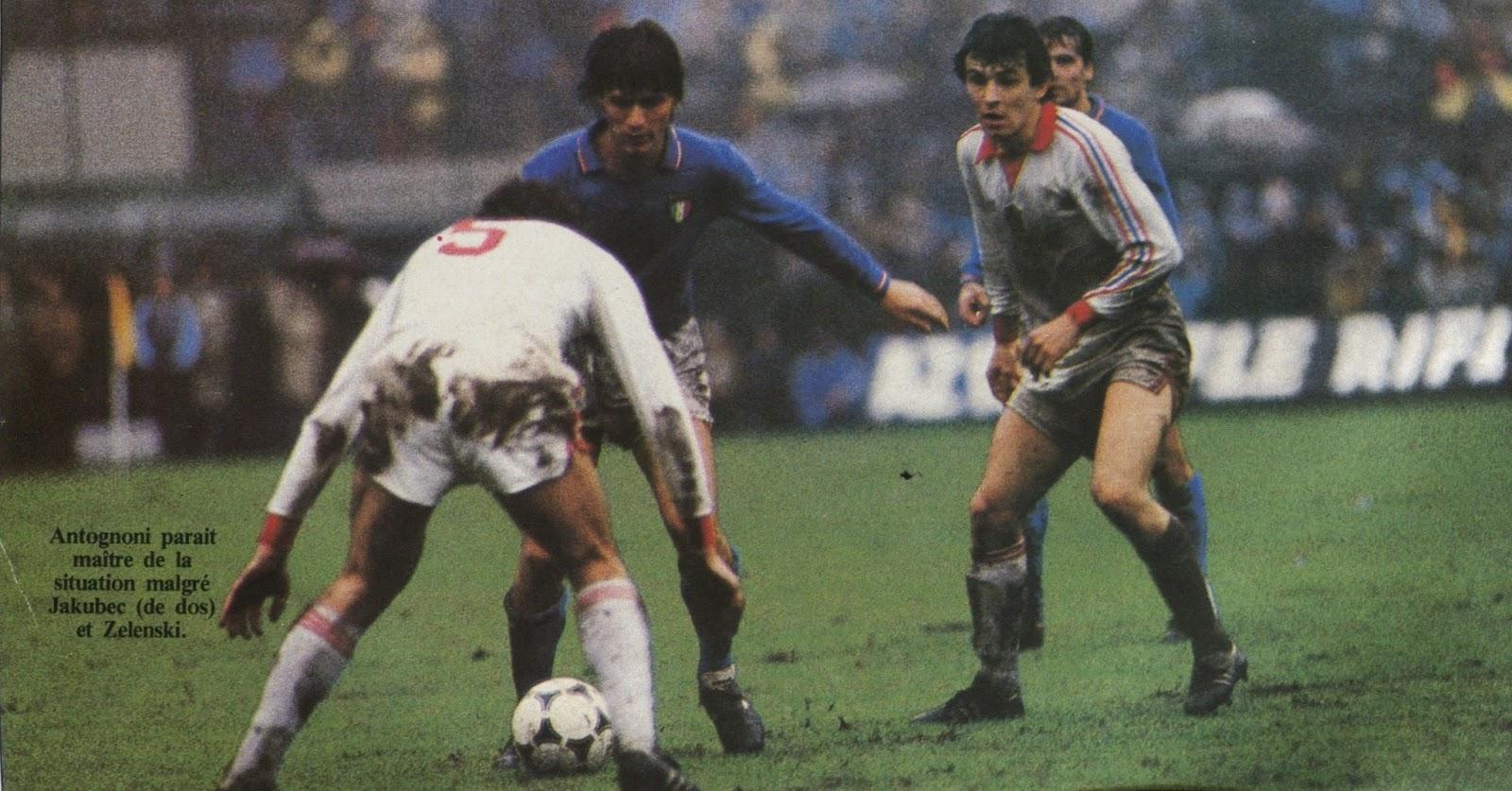 Soccer Nostalgia: International Season- 1982/83, Part 1