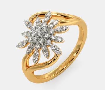 Model Cincin Emas Tunangan 2019