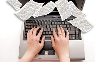 Bisnis Sampingan Menjadi Penulis Artikel Online