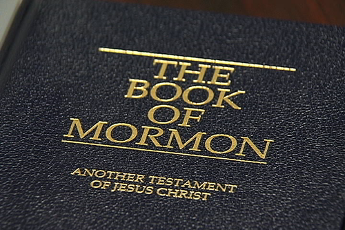 THE BOOK OF MORMON, ANOTHER TESTAMENT OF JESUS CHRIST