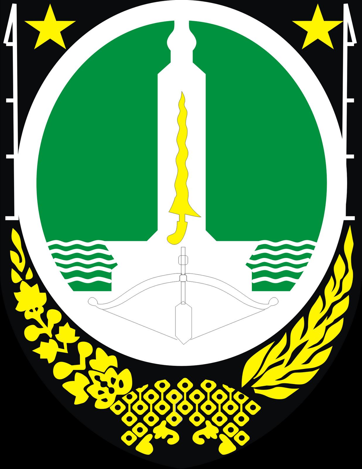 Logo Kota Surakarta Provinsi Jawa Tengah Logo Lambang Indonesia