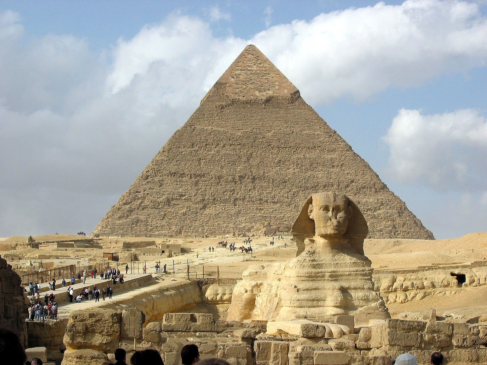 Useful Travel Facts About Egypt
