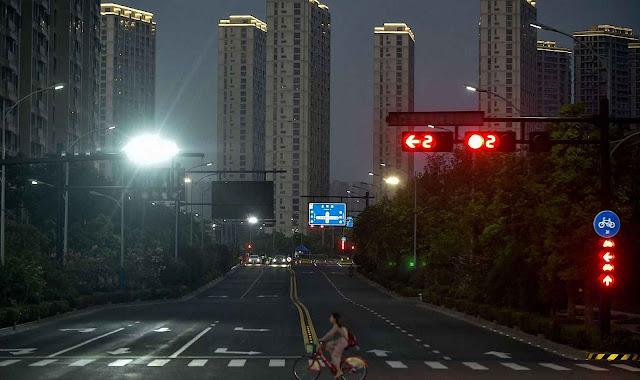 Hangzhou virou cidade fantasma durante a reunião do G20