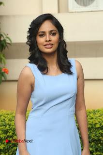 Actress Nandita Swetha Pictures at Ekkadiki Pothavu Chinnavada Teaser Launch 0006