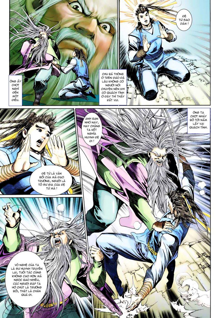 Anh Hùng Xạ Điêu anh hùng xạ đêu chap 40 trang 19