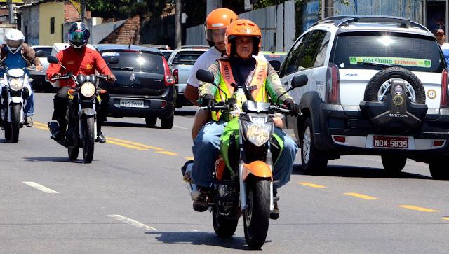 Lei que proíbe Mototáxi em São Paulo é aprovada