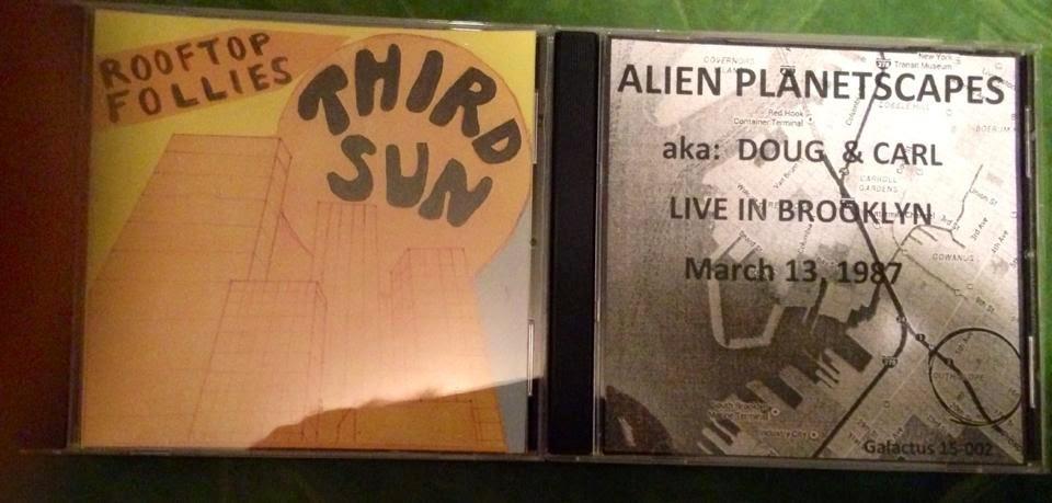 Scott's Music Reviews: Alien Planetscapes- Third Sun ...