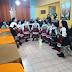 Το παιδικό χορευτικό τμήμα του Συλλόγου Σαρακατσάνων στο Γηροκομείο Ξάνθης