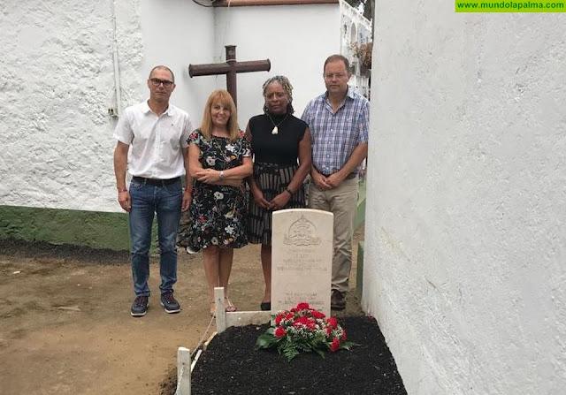Mazo recibe la visita diplomática de la cónsul británica en Andalucía, Canarias, Ceuta y Melilla