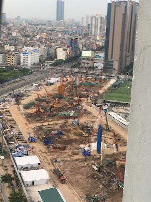 Cập nhật tiến độ dự án Tân Hoàng Minh Trần Duy Hưng