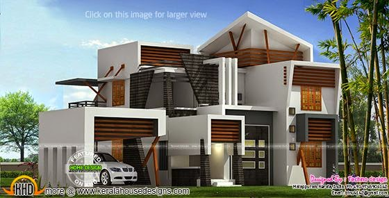 April 2015 kerala home design and floor plans for 500 square meters house design