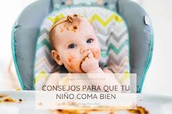 Consejos Para que tu Bebé Coma Bien