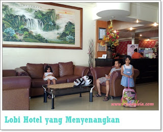 graha sriwijaya hotel murah dan strategis di palembang