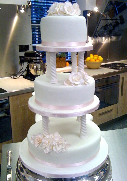 Wedding Baking   Fruit Wedding Cake   Baking  Recipes and Tutorials     Fruit Cake