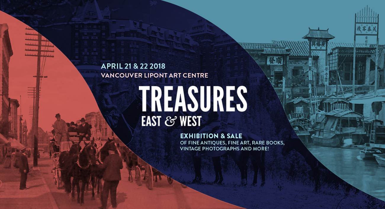About The Event Treasures East And West