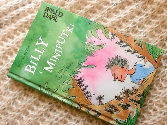 Billy i Miniputki - Roald Dahl