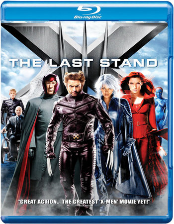 X-Men The Last Stand (2006) Dual Audio Hindi 720p BluRay Full Movie Download
