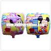 Balon Foil Segiempat MICKEY MINNIE MOUSE