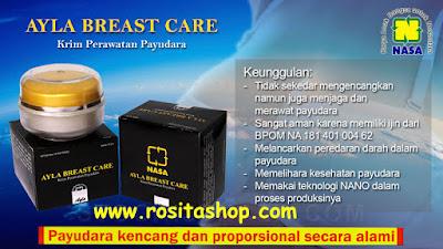 khasiat ayla breast care nasa