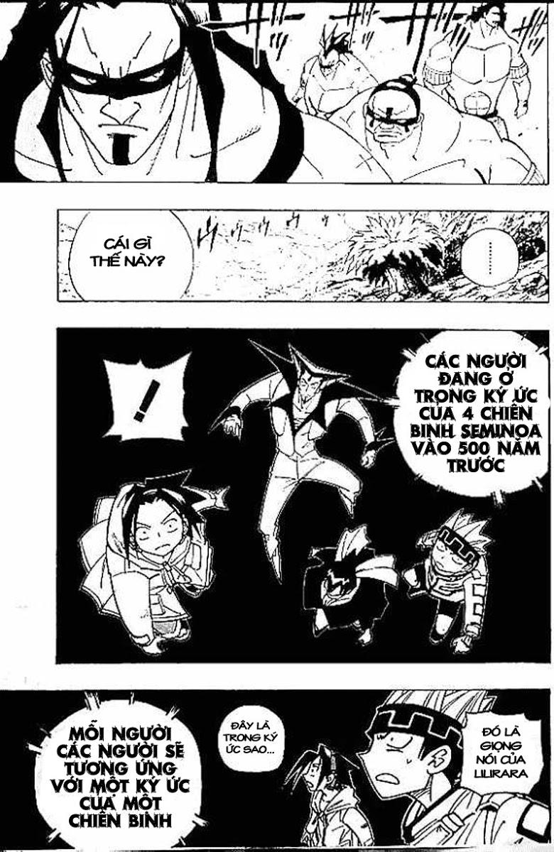 Shaman King [Vua pháp thuật] chap 83 trang 6