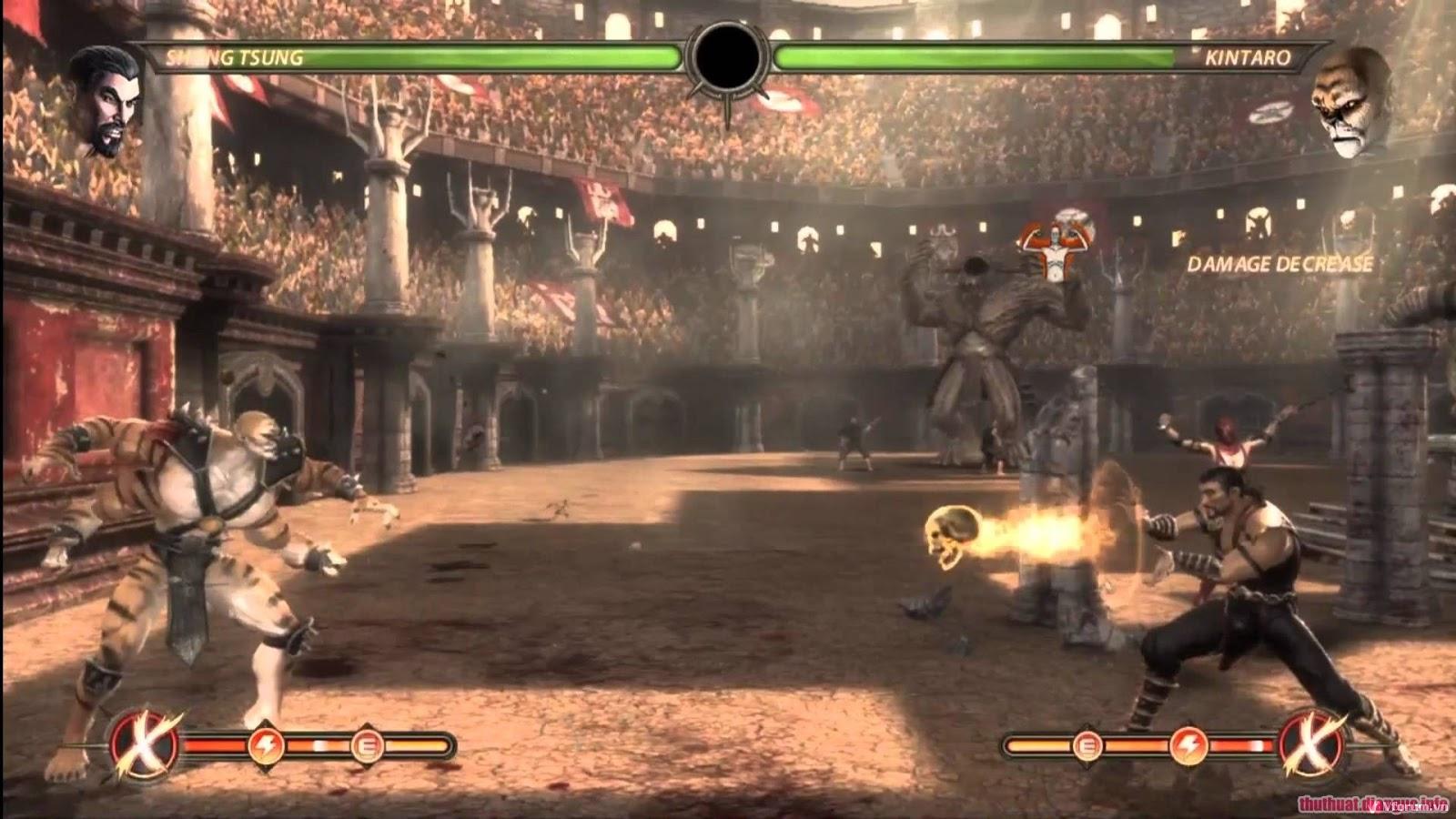 game Mortal Kombat 9 1 linkFshare