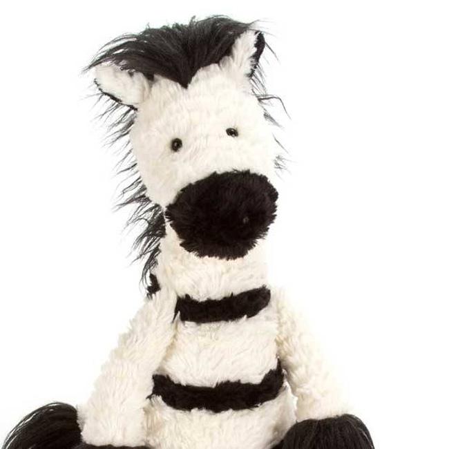 Dainty zebra jellycat knuffel
