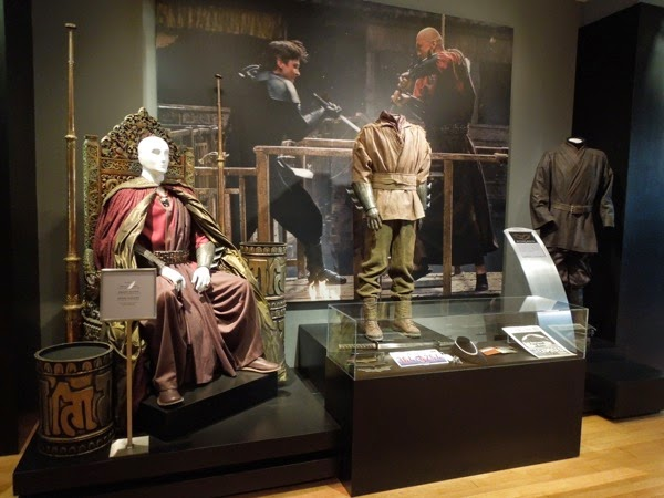 hollywood movie costumes and props 75th anniversary