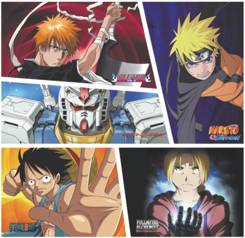 Anime Terbaik: Beberapa Nama Anime Jepang Terbaik