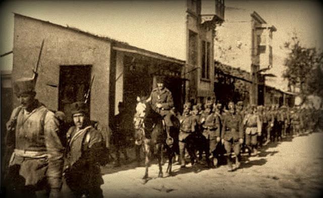 Αποτέλεσμα εικόνας για 1921 η ελληνική μεραρχια στη Μικρα Ασια