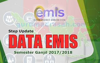 step update emis ganjil 2017-2018