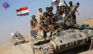 قيادة العمليات المشتركة تحذر من الأشاعات التي يروج لها الأعلام الداعشي في تلعفر و تنفيها