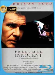 Se presume inocente (1990) HD [1080p] Latino [Mega] dizonHD