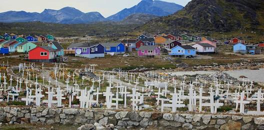Greenland Nanortalik Facts Pod