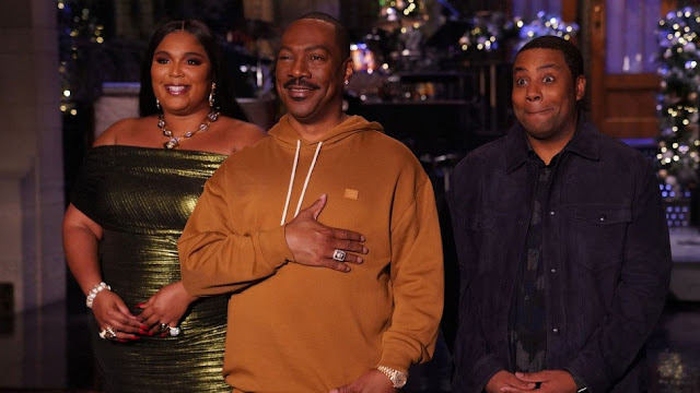 Eddie Murphy Makes Hilarious Return To SNL