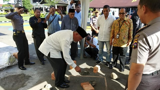 Mahyeldi Sambut Baik Berdirinya Musala Representatif di Polresta Padang