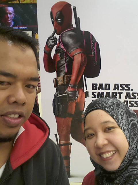 This is Our Story: Lawak Gila Movie Deadpool